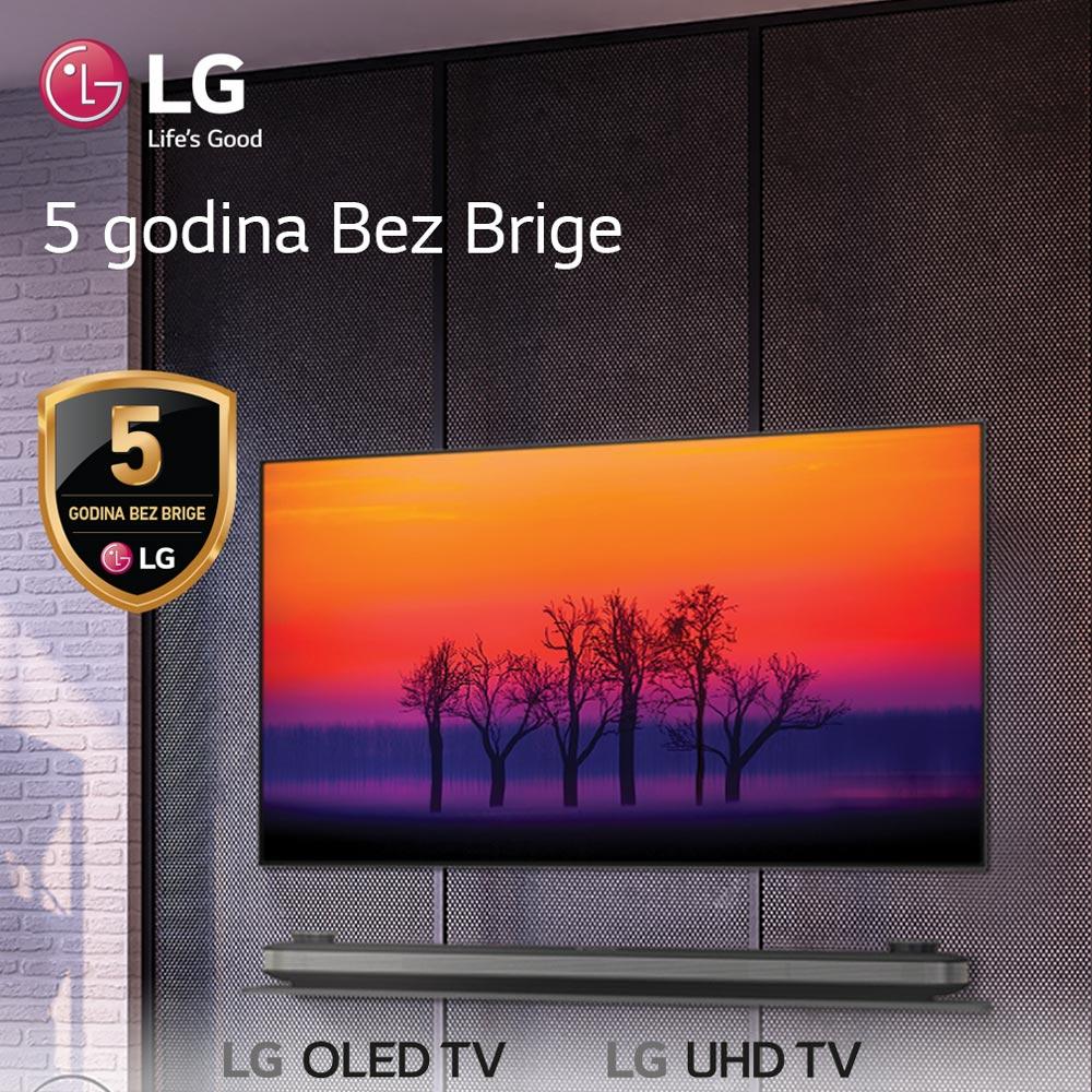 LG OLED, UHD 4K LED TV